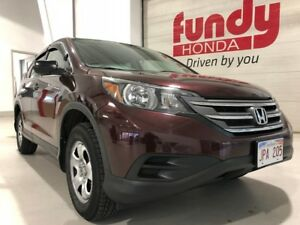 2014 Honda CR-V LX w/heated front seats, backup cam, $155.64 B/W