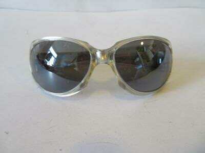 WOMENS MORMAII SILVER FRAME SUNGLASSES W/CASE