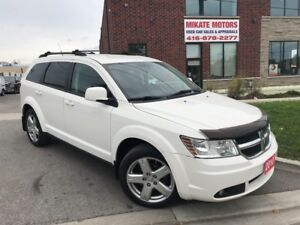 Sharp, Clean & Reliable 2010 Dodge Journey SXT, Fully Certified!
