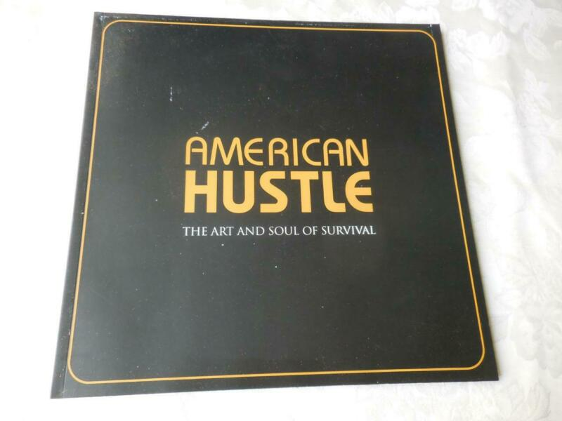 "Movie Oscar pressbook ""American Hustle""Jennifer Lawrence-Christian Bale-Cooper"