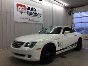 2005 Chrysler Crossfire Limited  CUIR / MAG 18 POUCE