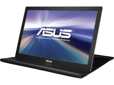 "ASUS MB169B+ Silver/Black 15.6"" 16:9 Widescreen LED Backligh"