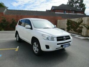 2010 TOYOTA RAV 4 CV 2.4L AUTO 4X4 FINANCE FROM $72 PER WEEK T.A.P.* WITH 1 YEAR WARRANTY Victoria Park Victoria Park Area Preview