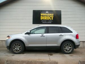2011 Ford Edge SUV - LEATHER INTERIOR - DUAL SUNROOF - TOUCH SCR