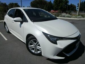2019 Toyota Corolla Mzea12R Ascent Sport Crystal Pearl 10 Speed Constant Variable Hatchback Bassendean Bassendean Area Preview