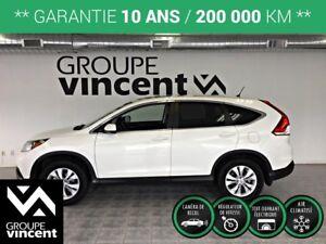 2013 Honda CR-V EX **GARANTIE DE 10 ANS**