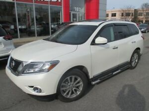 2016 Nissan Pathfinder SL  AWD  NAV +CUIR SL AWD  NAV+ LEATHER