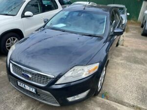 2010 Ford Mondeo MB LX TDCi Grey 6 Speed Direct Shift Hatchback Hoppers Crossing Wyndham Area Preview
