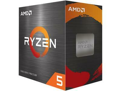 AMD Ryzen 5 5600X Vermeer 6-Core 3.7 GHz Socket AM4 65W 100-100000065BOX Desktop