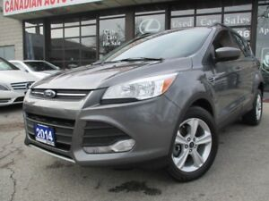 2014 Ford Escape SE-2.0L-NAV-LTHER-PANO-ROOF-BLUETOOTH-CAMERA