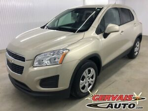 2014 Chevrolet Trax LS Bluetooth A/C