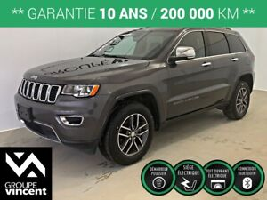 2017 Jeep Grand Cherokee Limited AWD **GARANTIE 10 ANS**