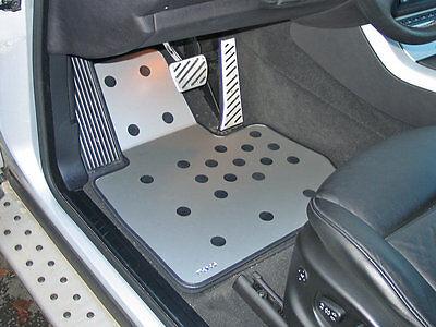 BMW X5 Typ E53/X53 Alu Fußmatten Set 5-tlg. MPE-S ()