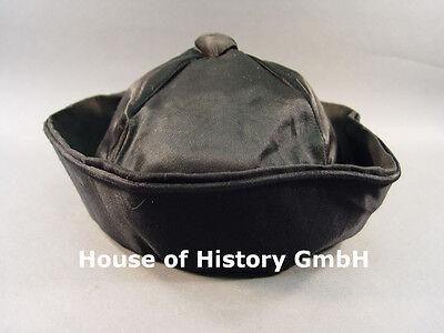 China: Mütze der Mandarin, Mandarine Hut um 1900, Boxeraufstand, SELTEN