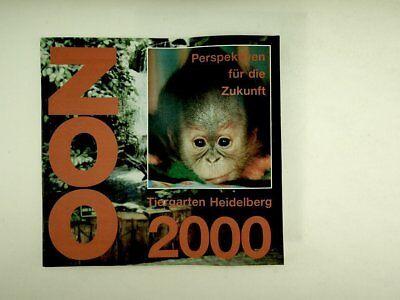 Zukunft Garten (Zoo Tiergarten Heidelberg -  Perspektiven für die Zukunft  - 2000)