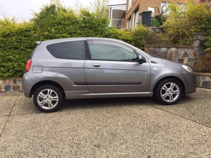 2009 HOLDEN BARINA LOW KMS
