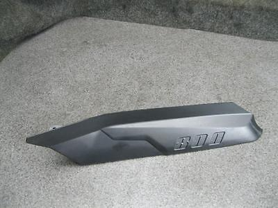 14  TRIUMPH TIGER 800 XC RIGHT LOWER TANK COVER PANEL 695