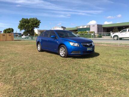 2010 Holden Cruze Auto Turbo Diesel(1Year Free Warranty) Archerfield Brisbane South West Preview