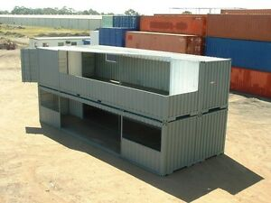 Shipping container home Crows Nest North Sydney Area Preview