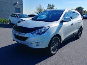 2015 Hyundai Tucson GLS AWD TOIT + CUIR BAS KILO