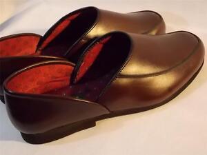 Mens Vintage Daniel Green Leisure Bedroom House Slippers Size 9 Moccasin Slipon Ebay