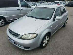 2005 Holden Viva JF Silver 5 Speed Manual Hatchback Wangara Wanneroo Area Preview