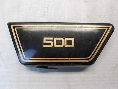 <em>YAMAHA</em> XS500 <em>XS 500</em> LEFT SIDE COVER    FITS <em>YAMAHA</em> XS500
