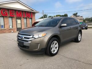 2013 Ford Edge SEL 6 Month Powertrain Warranty Included