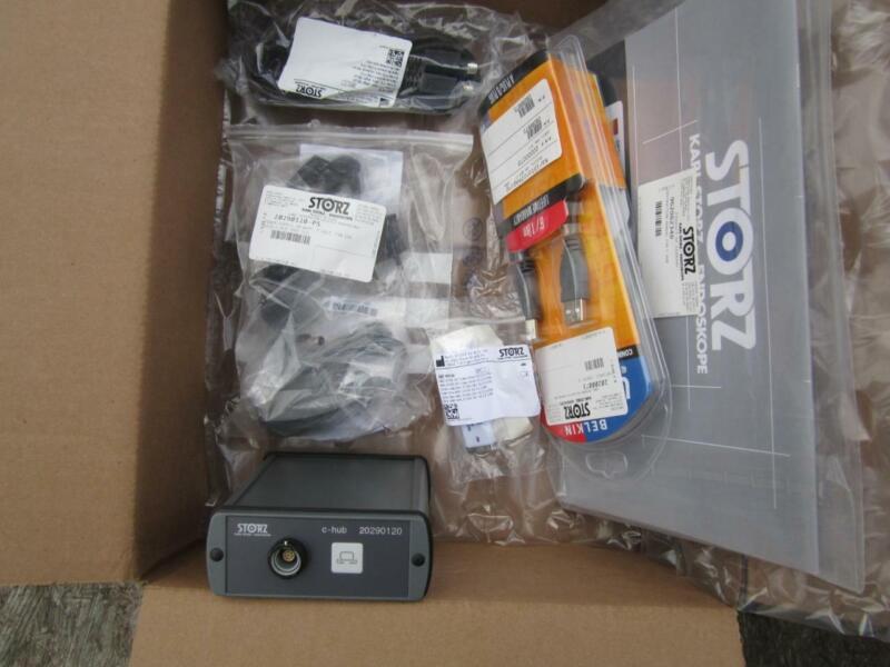 Karl Storz 20290101 C-hub Camera control unit CMOS 8 pin 202901 20 Storz Demo