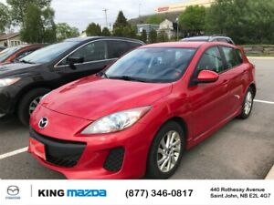 2013 Mazda 3 GS-SKY One Owner..Auto..Air..Remote Start..New M...