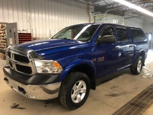 2014 Ram 1500 ST 4X4 CREW CAB + LIFT KIT 2PO