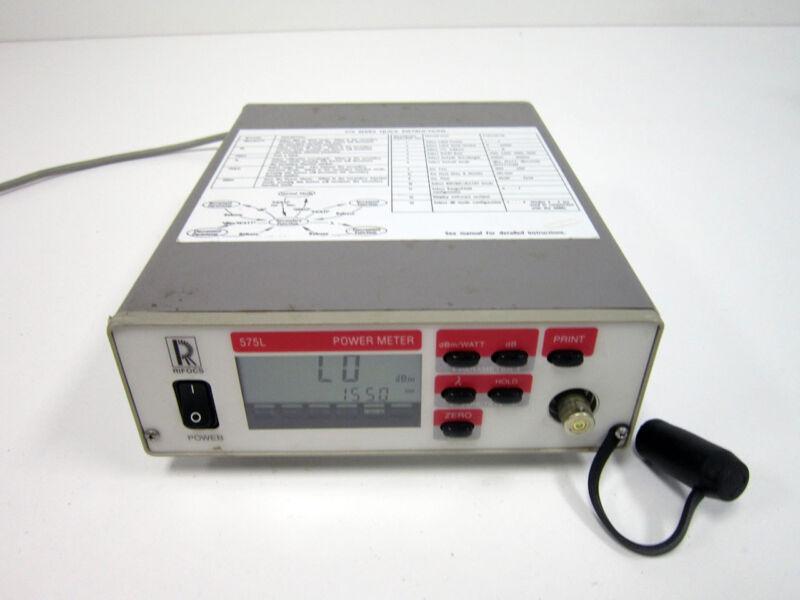 RIFOCS 575L POWER METER