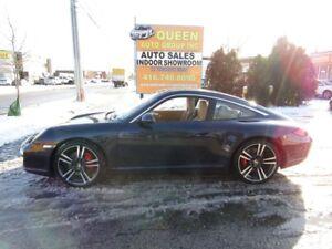 2012 Porsche 911 911 4S Targa | 6 Speed Manual | Heated Seats