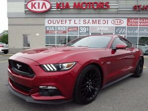 2015 Ford Mustang GT PREMIUM 5.0L PERFORMANCE SPORT PACKAGE