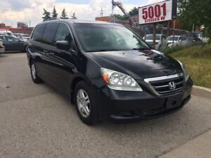 2007 Honda Odyssey EXL,LEATHER,S/ROOF,SAFETY+3YEARS WARRANTY INC