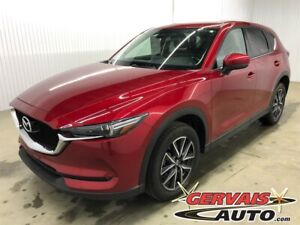 2017 Mazda CX-5 GT AWD GPS Cuir Toit Ouvrant MAGS Bluetooth Camé