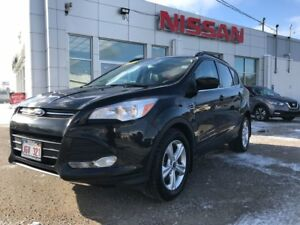 2014 Ford Escape SE   AWD     $109 BI WEEKLY An AWD SUV loaded w