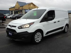 2014 Ford Transit Connect XL 2.5L Cargo Utility Van