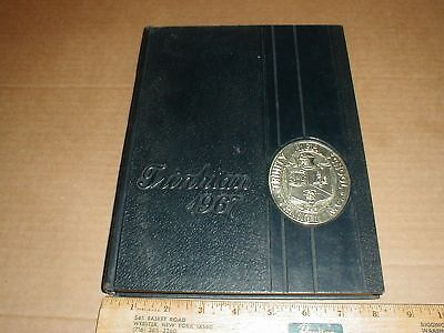 1967 Trinity Junior   Senior High School Nc Yearbook Vintage North Carolina
