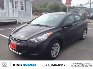 2013 Hyundai Elantra GL * HEATED SEATS! BLUETOOTH! ONE OWNER! NE