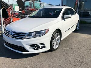 2015 Volkswagen CC Sportline R-line, Certified included