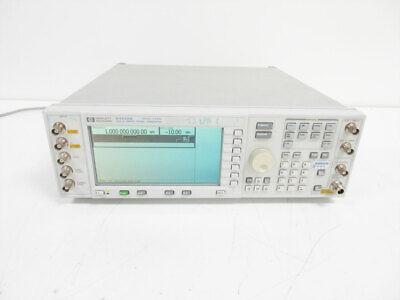 Hp E4432b 3.0 Ghz Rf Signal Generator - D