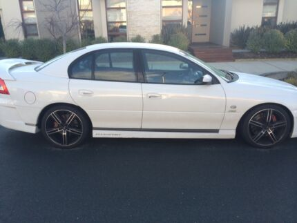 2004 Holden VY Clubsport Series II R8 Commodore Giralang Belconnen Area Preview
