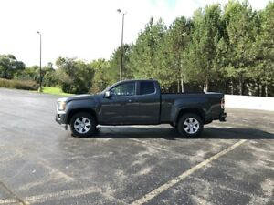 2016 GMC CANYON SLE EXT CAB RWD