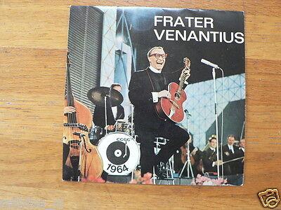 EP FRATER VENANTIUS WIM SONNEVELD PREMIEPLAAT 1964 CCGC  GRAND GALA DU DISQUE 63