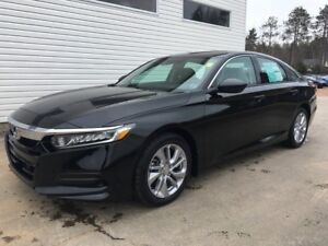 2018 Honda ACCORD SDN LX-HS 1.5T LX Home of the Royal Treatment!