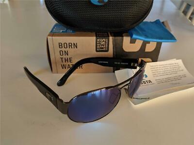 Men/'s Nitrogen Polarized Sunglasses NT703106PZ Davis A1 black fishing blue