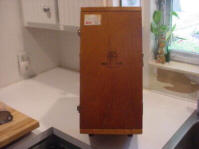 Nice Mitutoyo Height Master Gauge 515-311 Original Wood Box Only