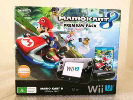 Brand new Mario Kart 8 32g