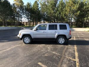 2014 Jeep PATRIOT NORTH FWD